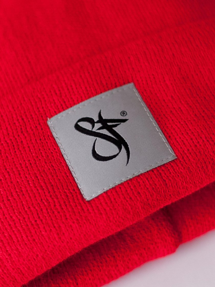 Standfor Tag Beanie Hat