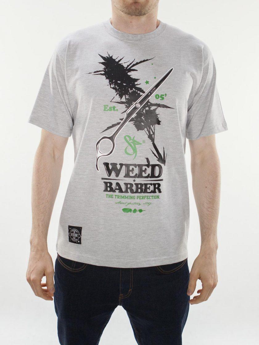 Weed Barber Grey