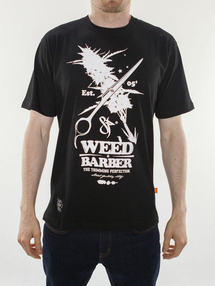 Weed Barber Black