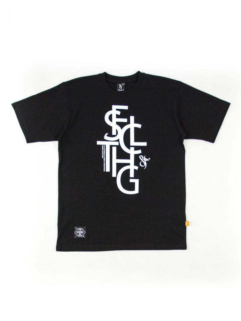 SF CLTHG Block Black