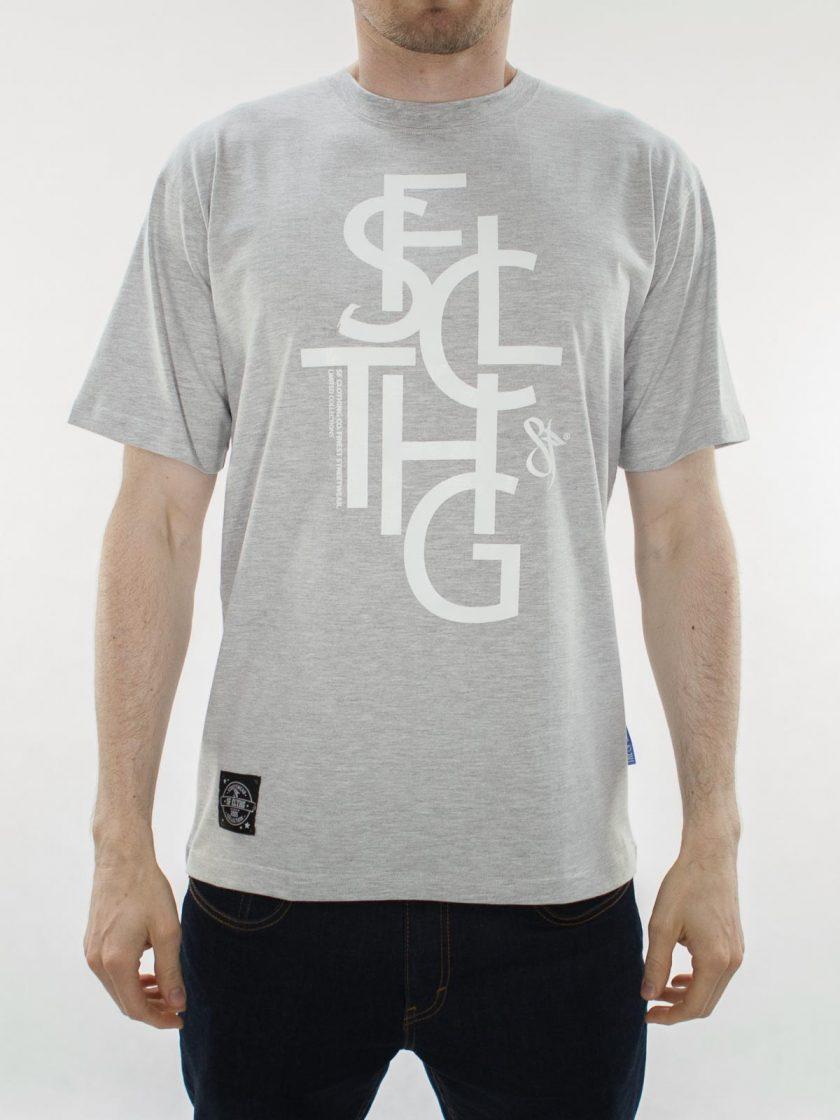 SF Block Typography Grey