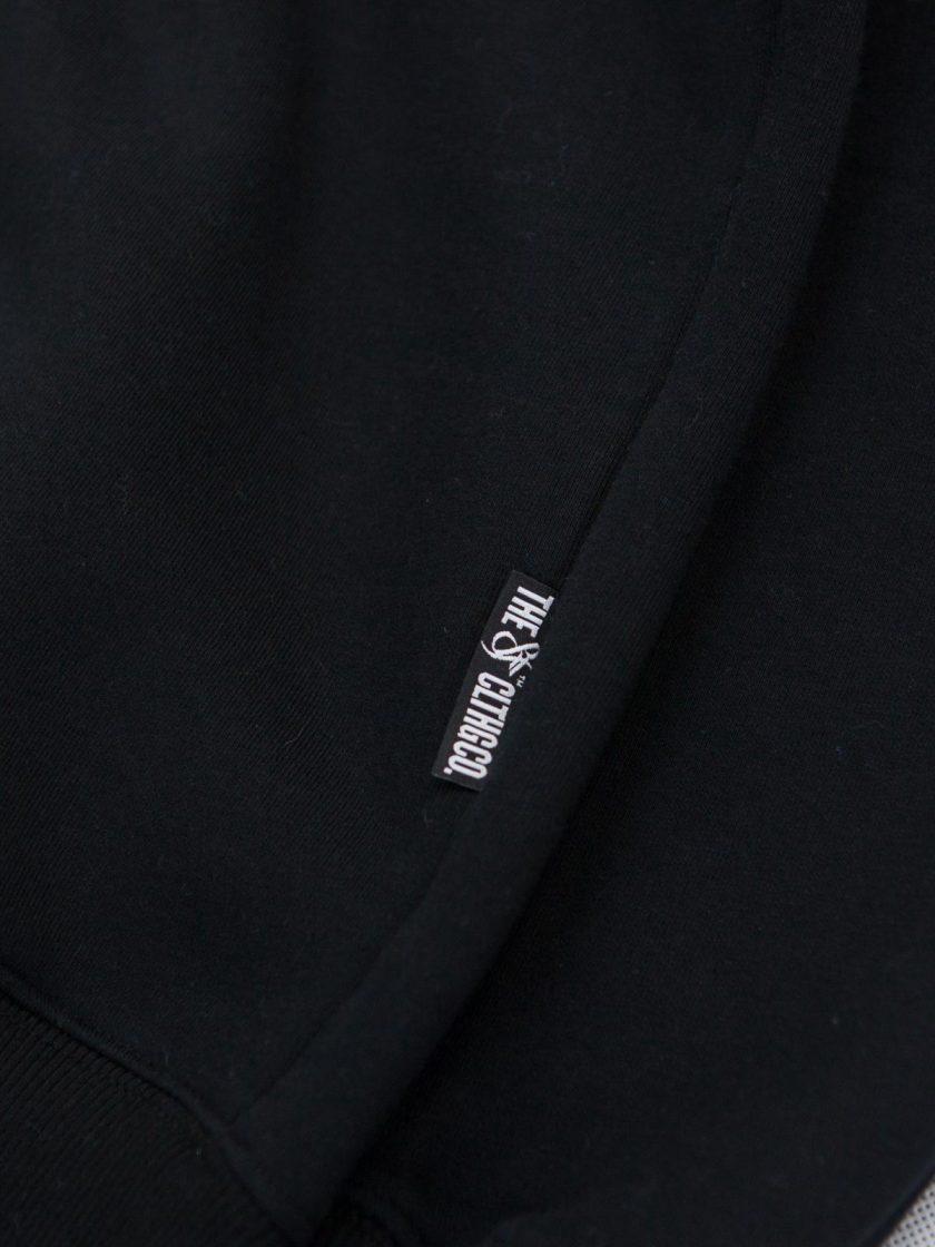 Crewneck SFCLTHG Black Sweatshirt