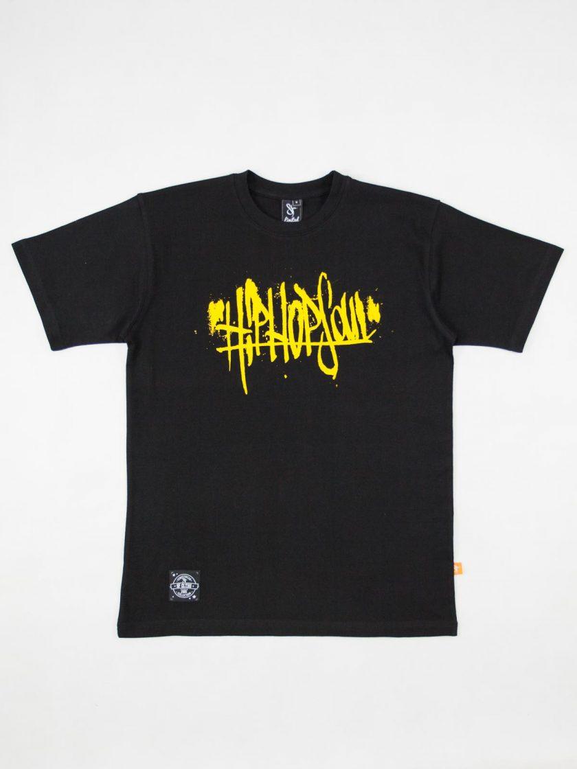 HipHop Soul Black Tee