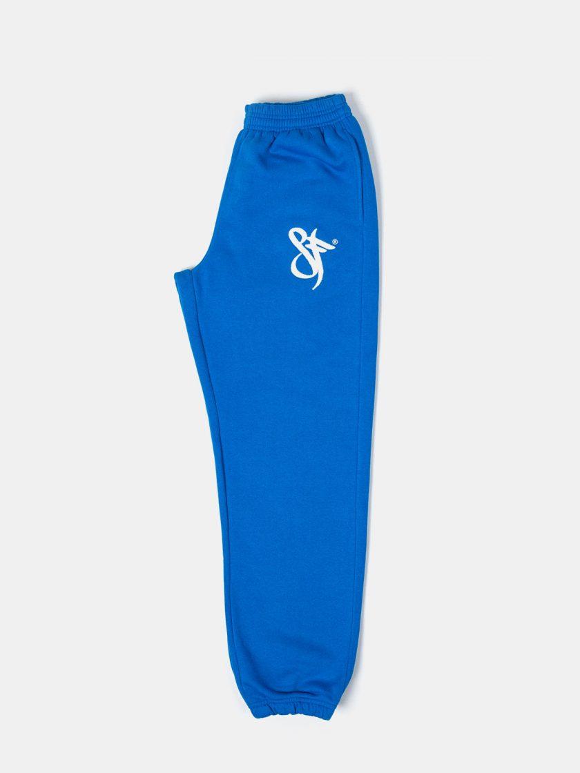 SF Classic Sweatpants-og blue details 2