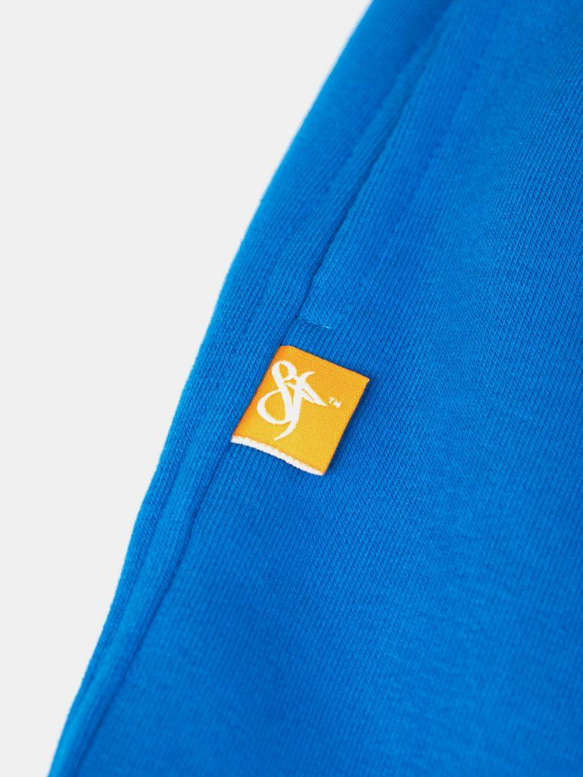 SF Classic Sweatpants-og blue details