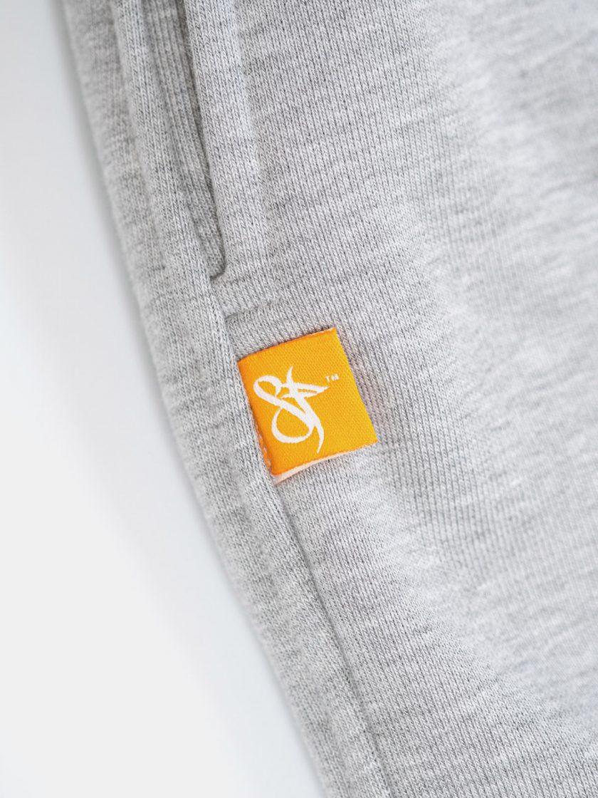 SF Classic Sweatpants Grey-Tag Details