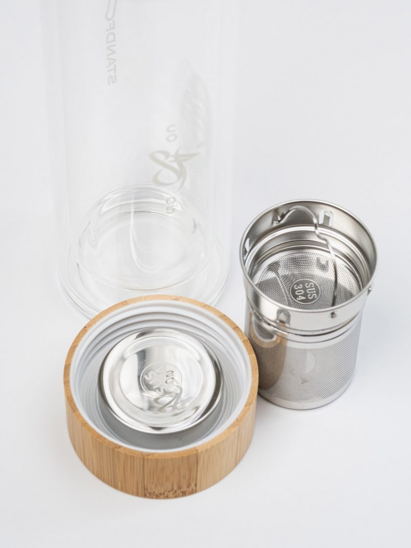 Infuser Bottle Internal Details