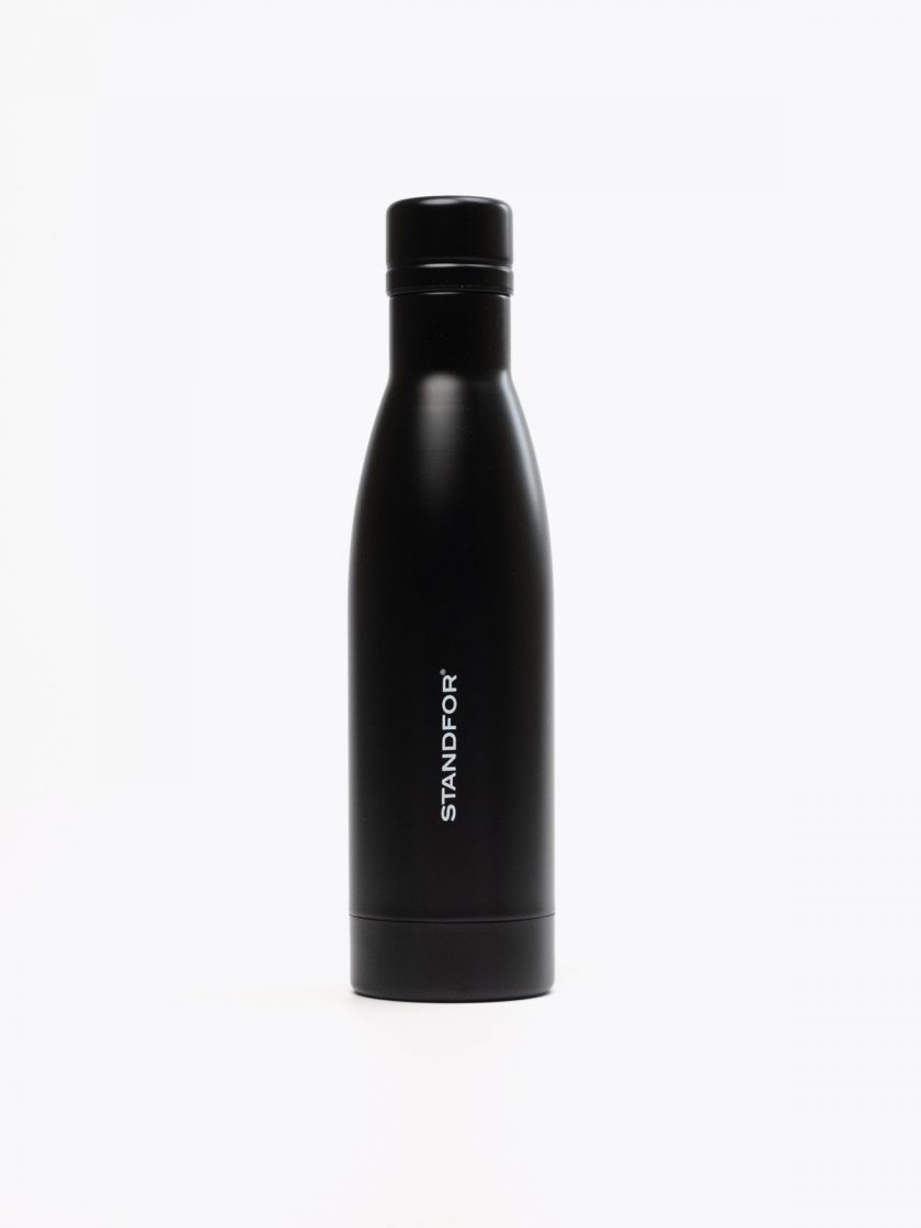 Standfor Classic Thermal Bottle-Black