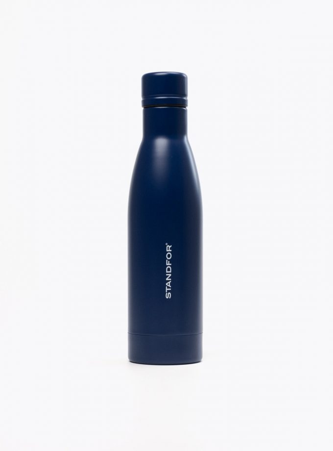 Standfor Classic Thermal Bottle-Blue