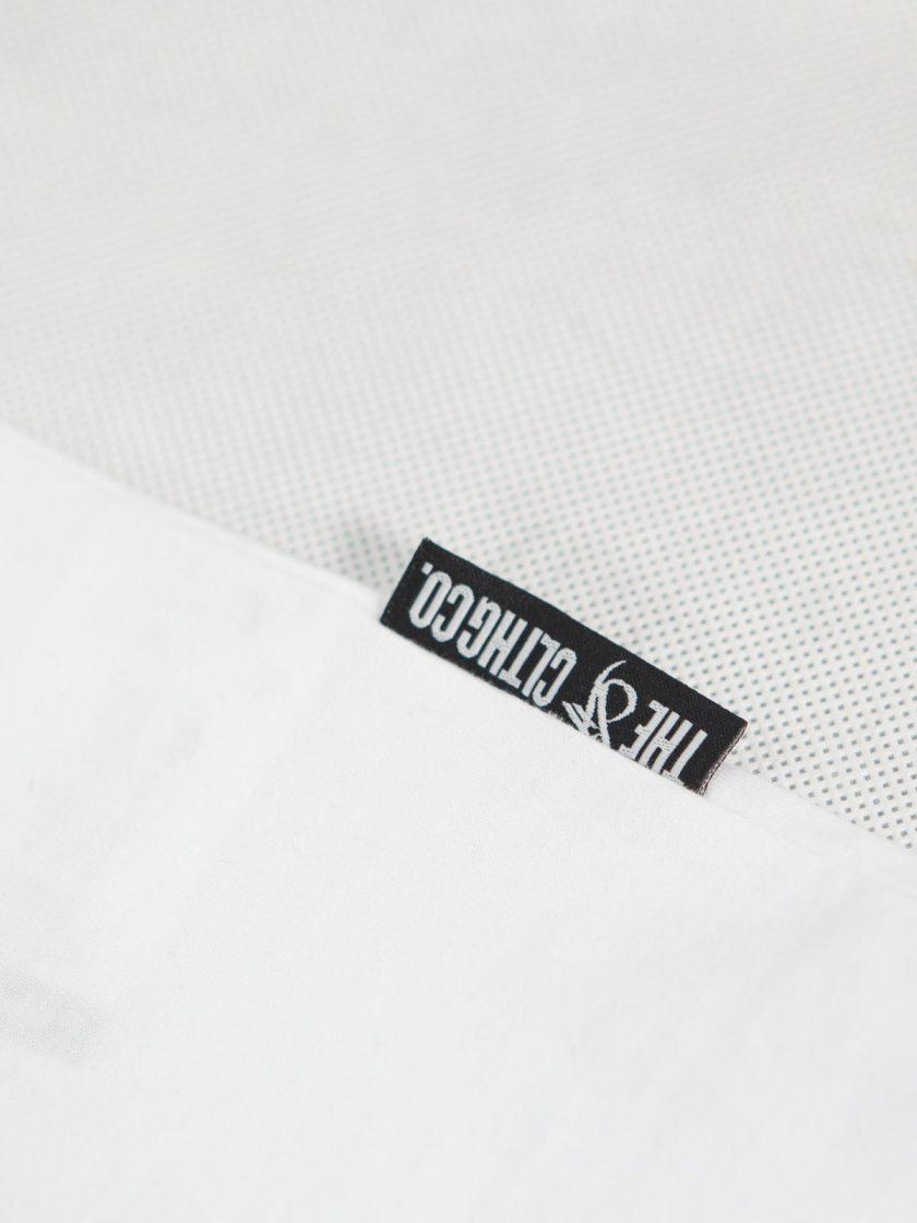 Mr Ink Tshirt tag detail