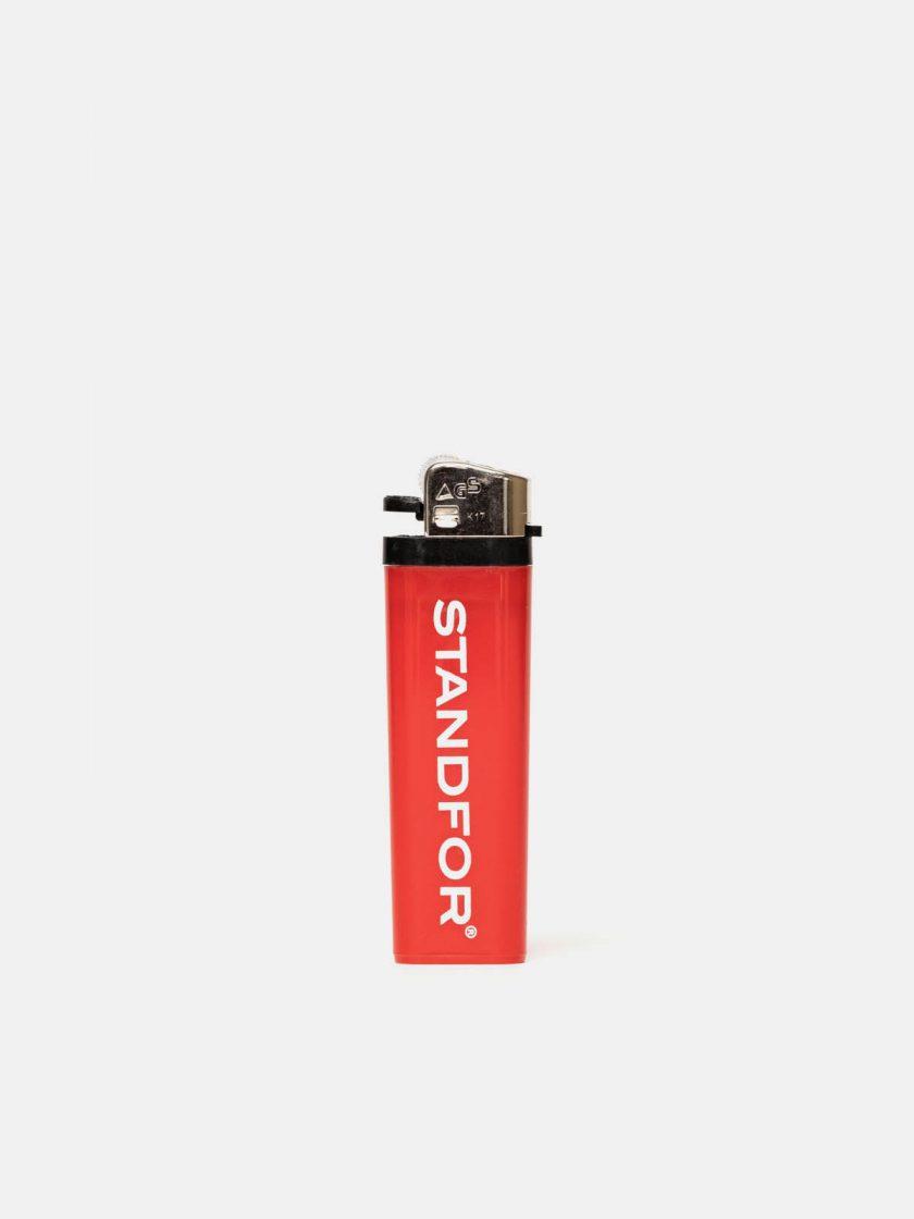 Standfor Logo Lighter Red