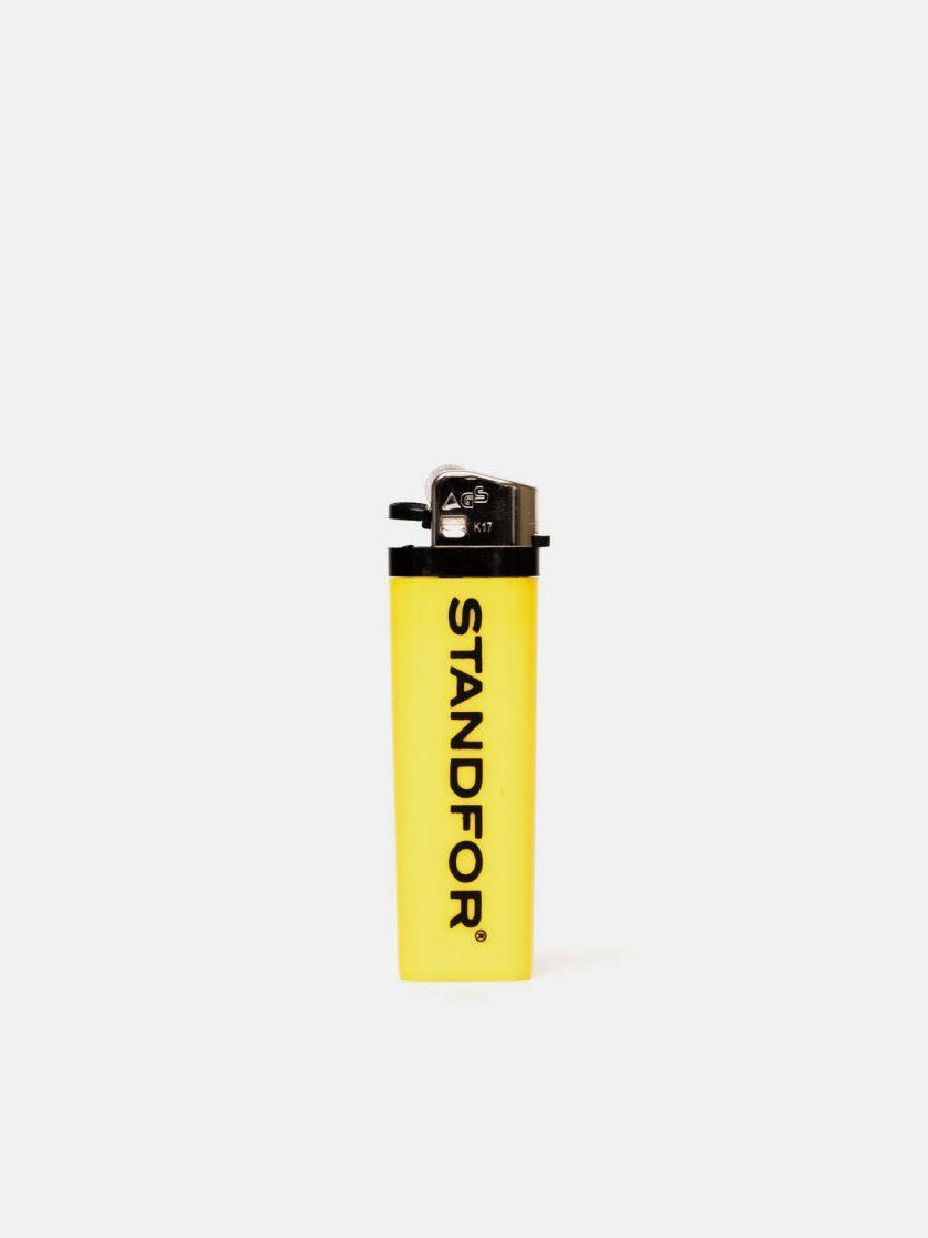 Standfor Logo Lighter Yellow
