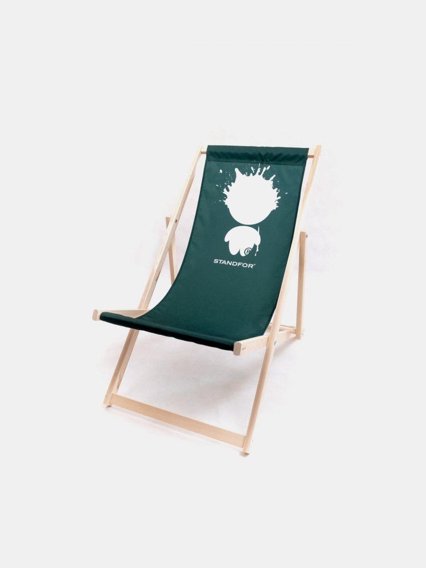 Garden Chair Mr Ink Irish Green