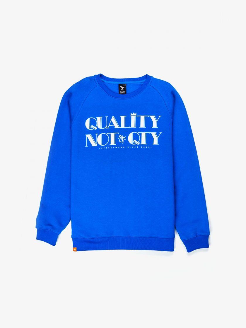 QNQ blue sweat