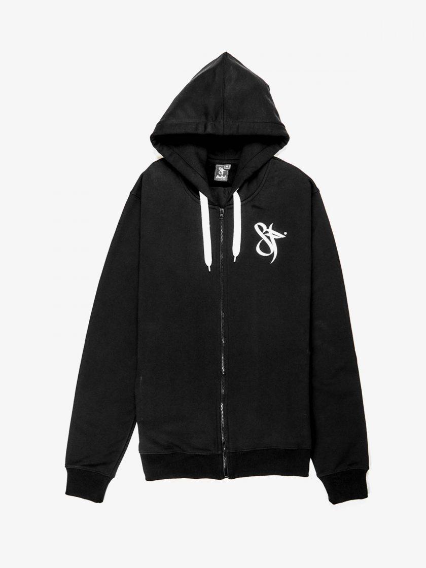 SF hoodie black