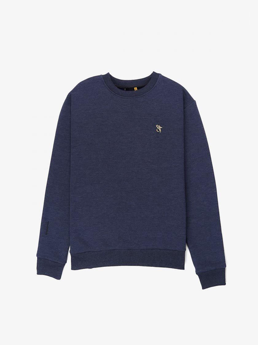 Lux pin sweatshirt jeans