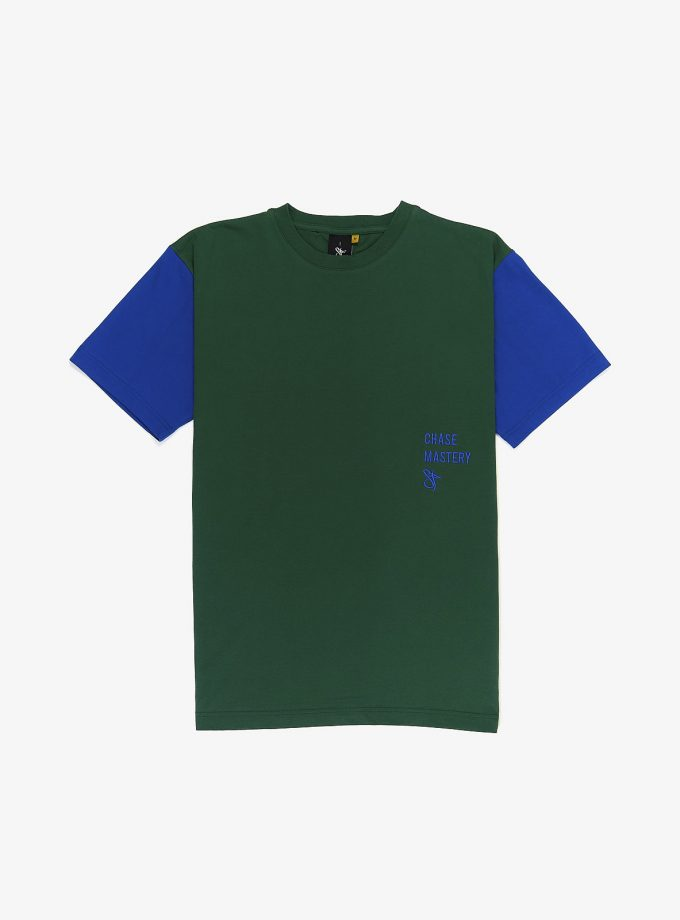 Chase MAstery Mixed Tee is a luxurious tshirt