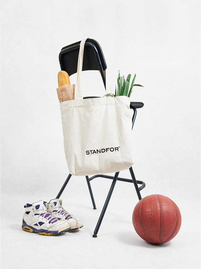Standfor Tote bag multi-use and practical.