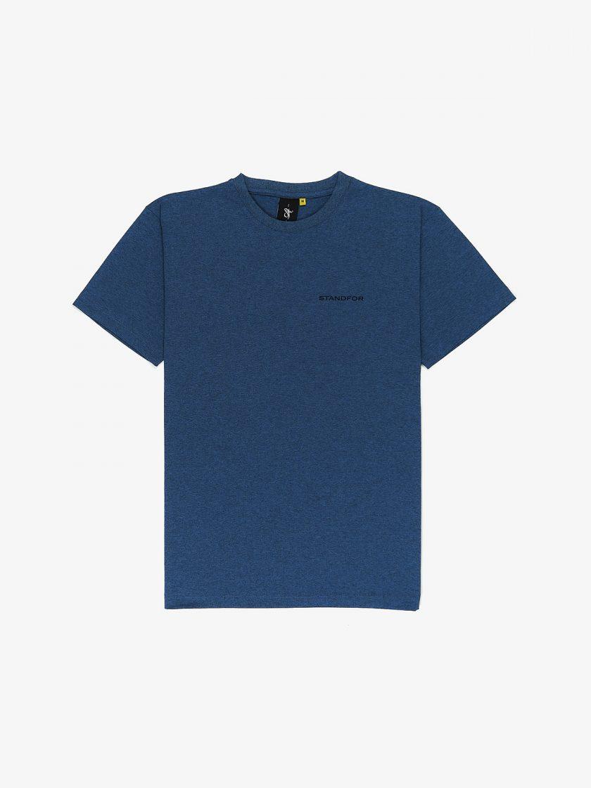 emblem melange blue