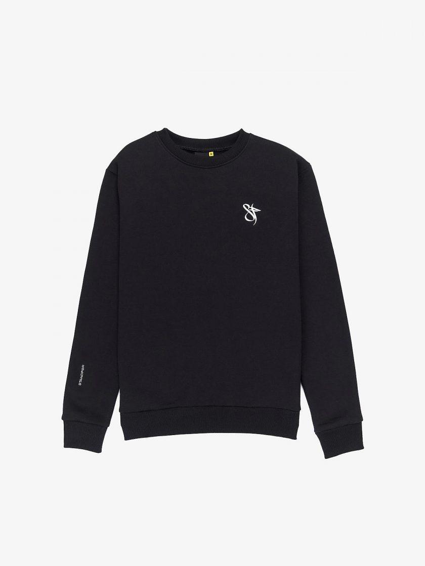 sf classics black sweatshirt
