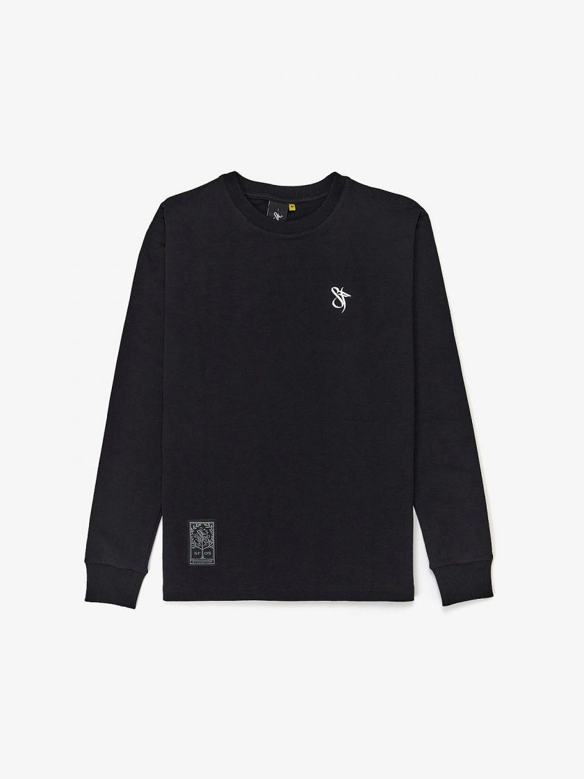 sf classics longsleeve black