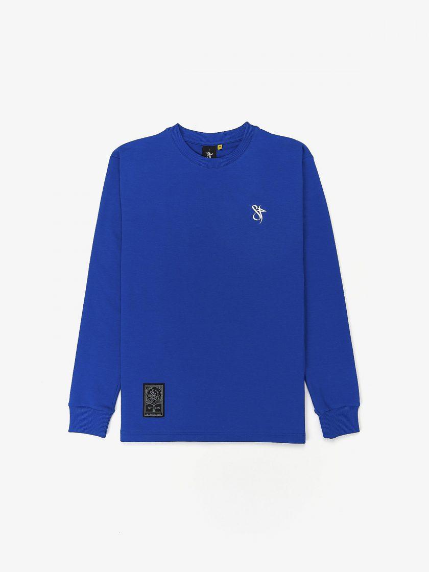 sf classics longsleeve true blue