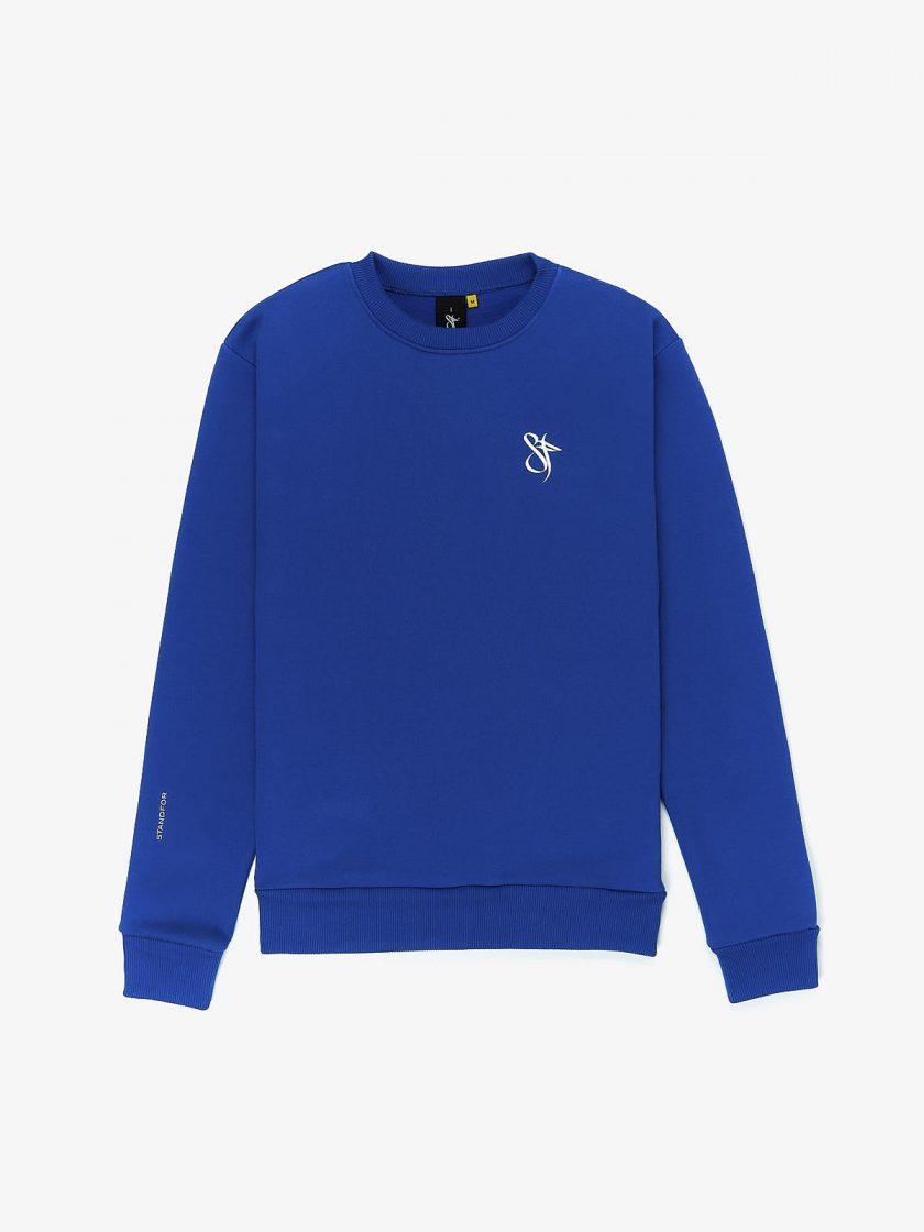 sf classics sweatshirt true blue
