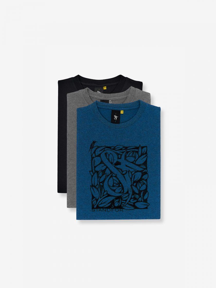 SF Florian flocking design color details