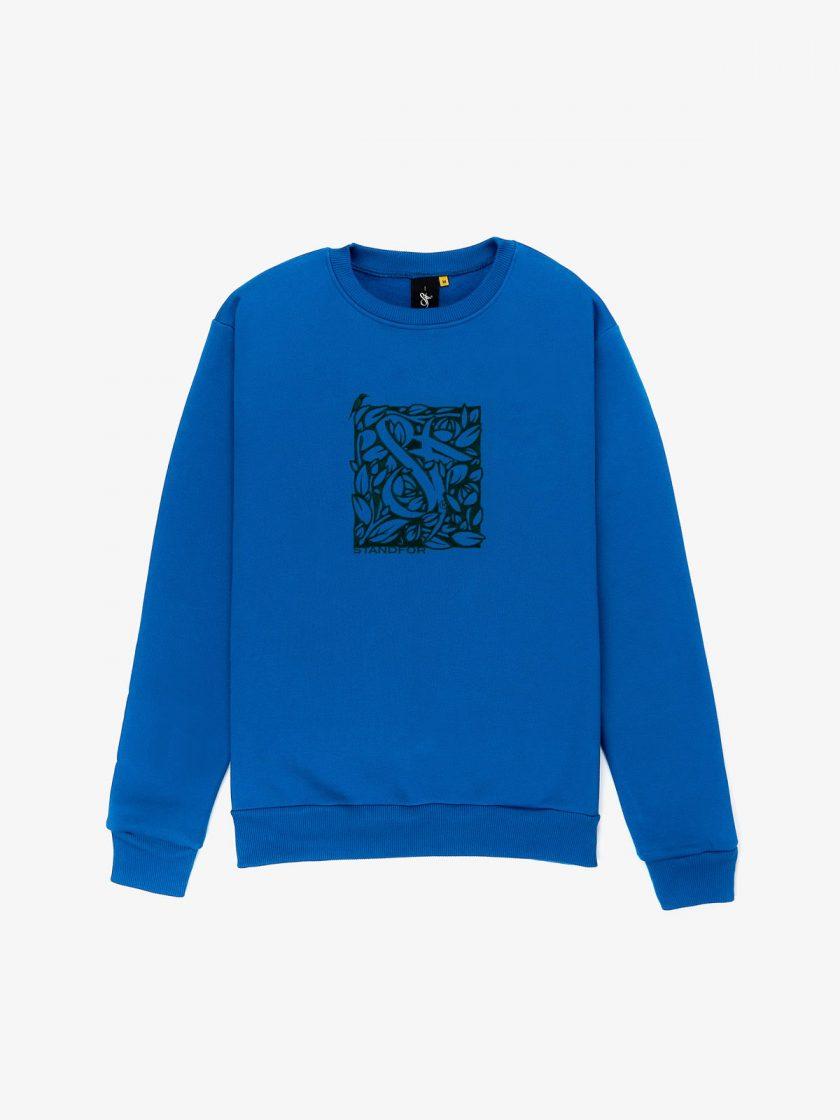 florian true blue sweatshirt