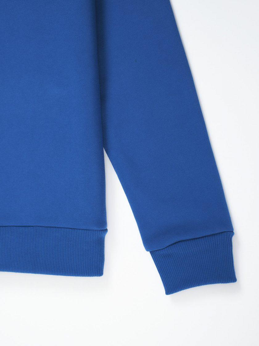 trus blue detail