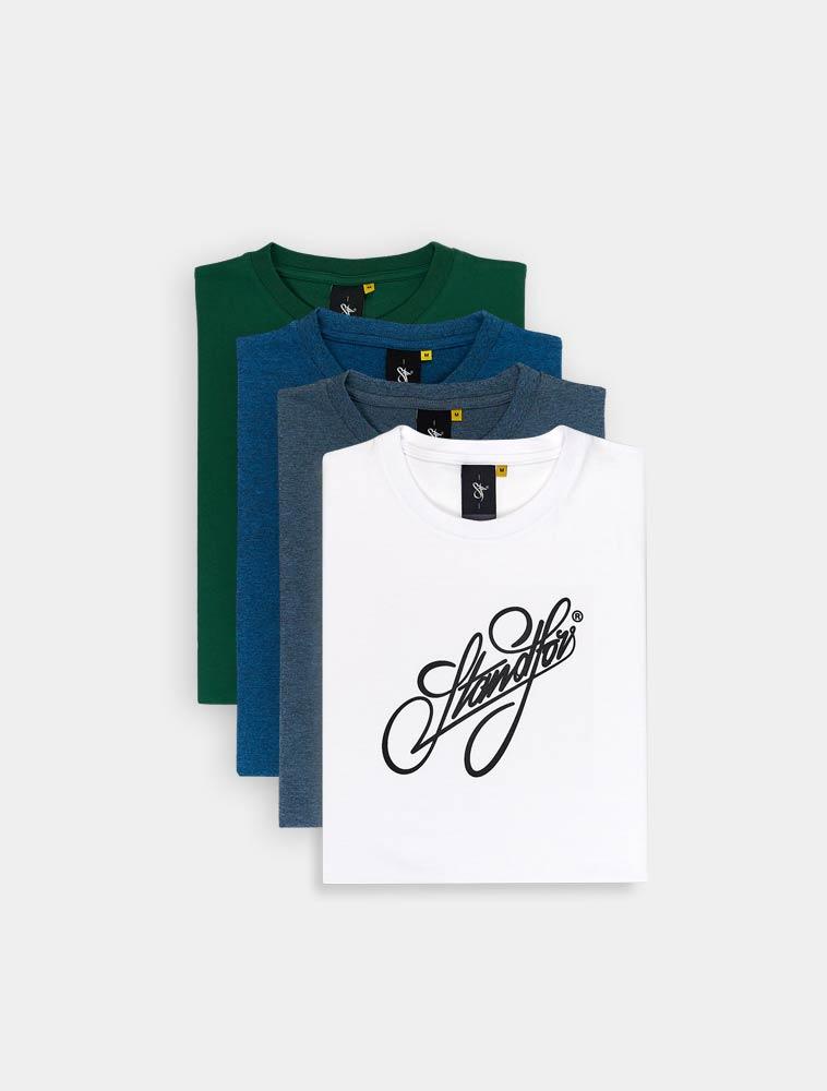 T shirt selection